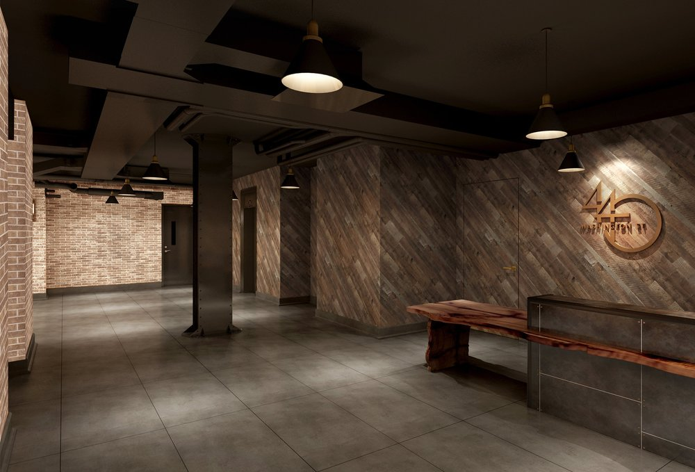 Lobby+Design