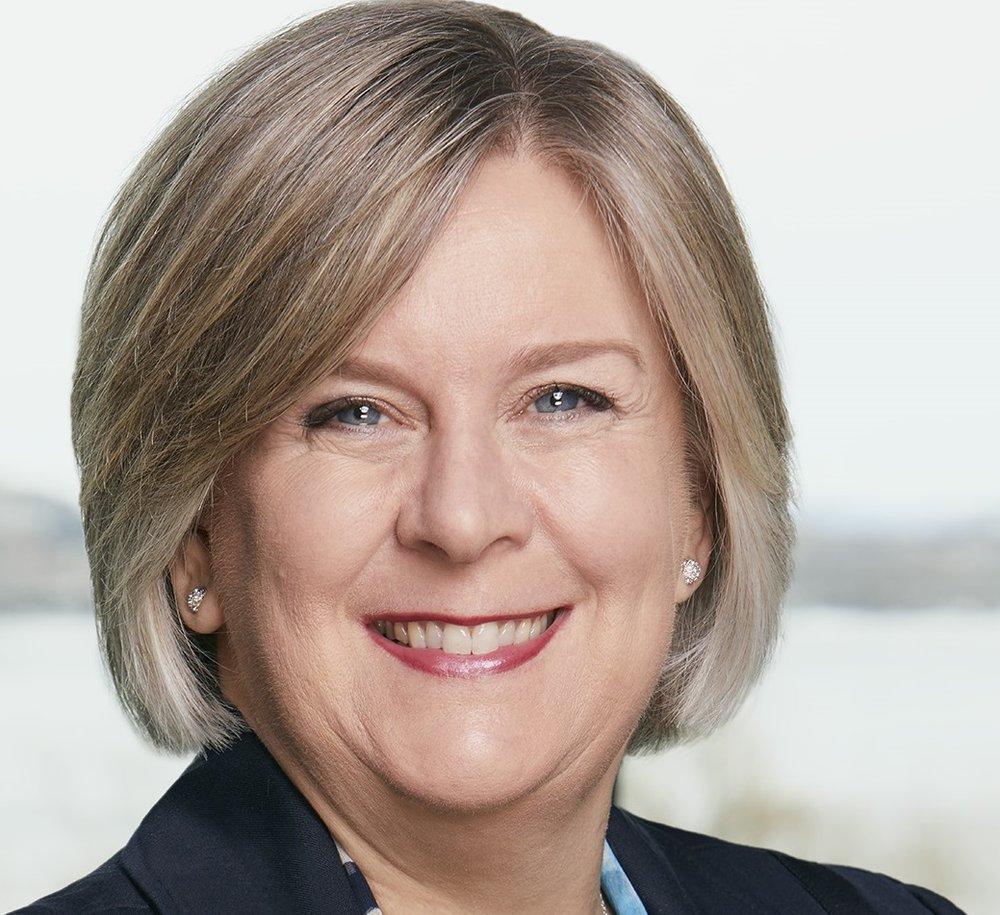 Sophie Roux  V-P, Affaires publiques Administration portuaire de Montréal