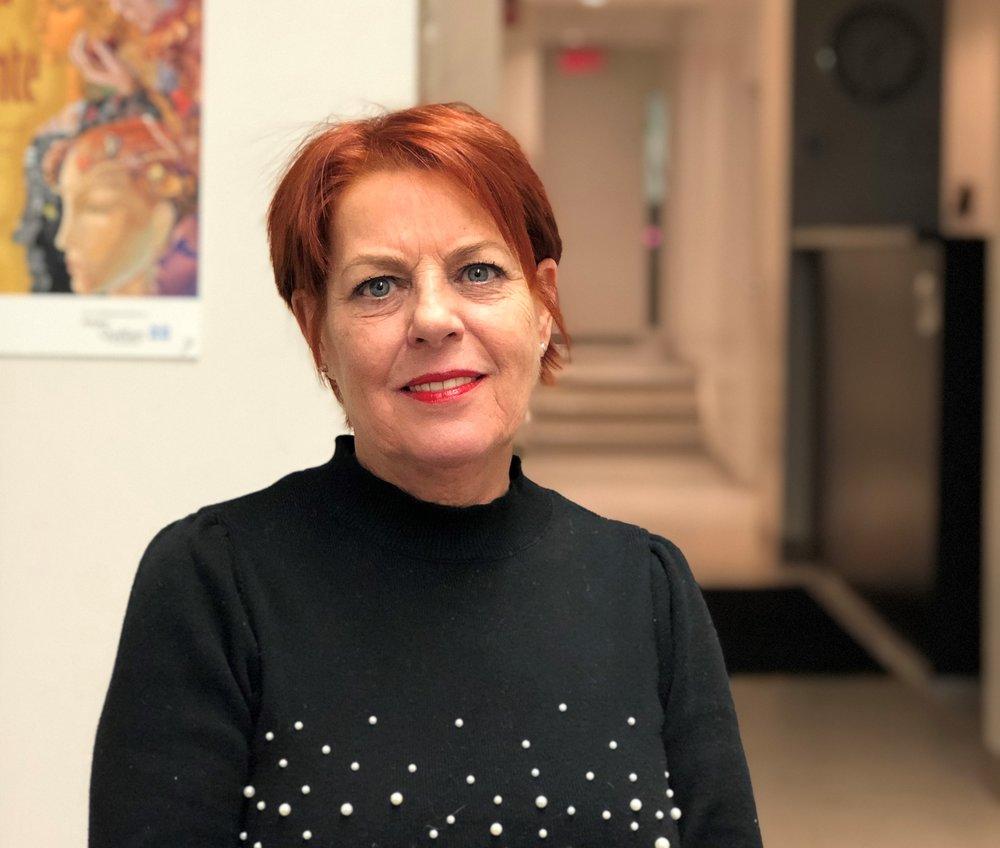 Louise Béchamp, Présidente  Avocate en droit du travail et de l'emploi