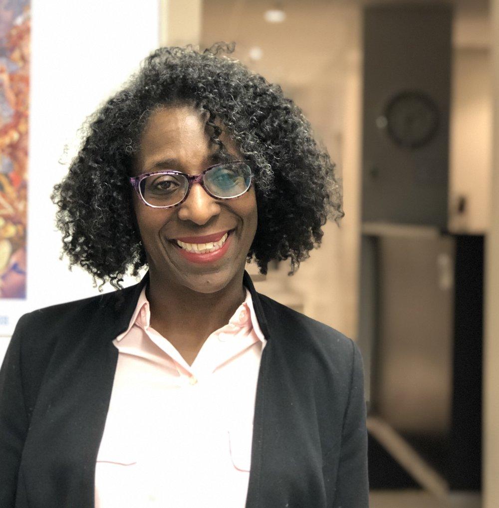 Marie-Andrée Ulysse, Vice-présidente  Chef de service en Santé publique, CIUSS Centre Sud