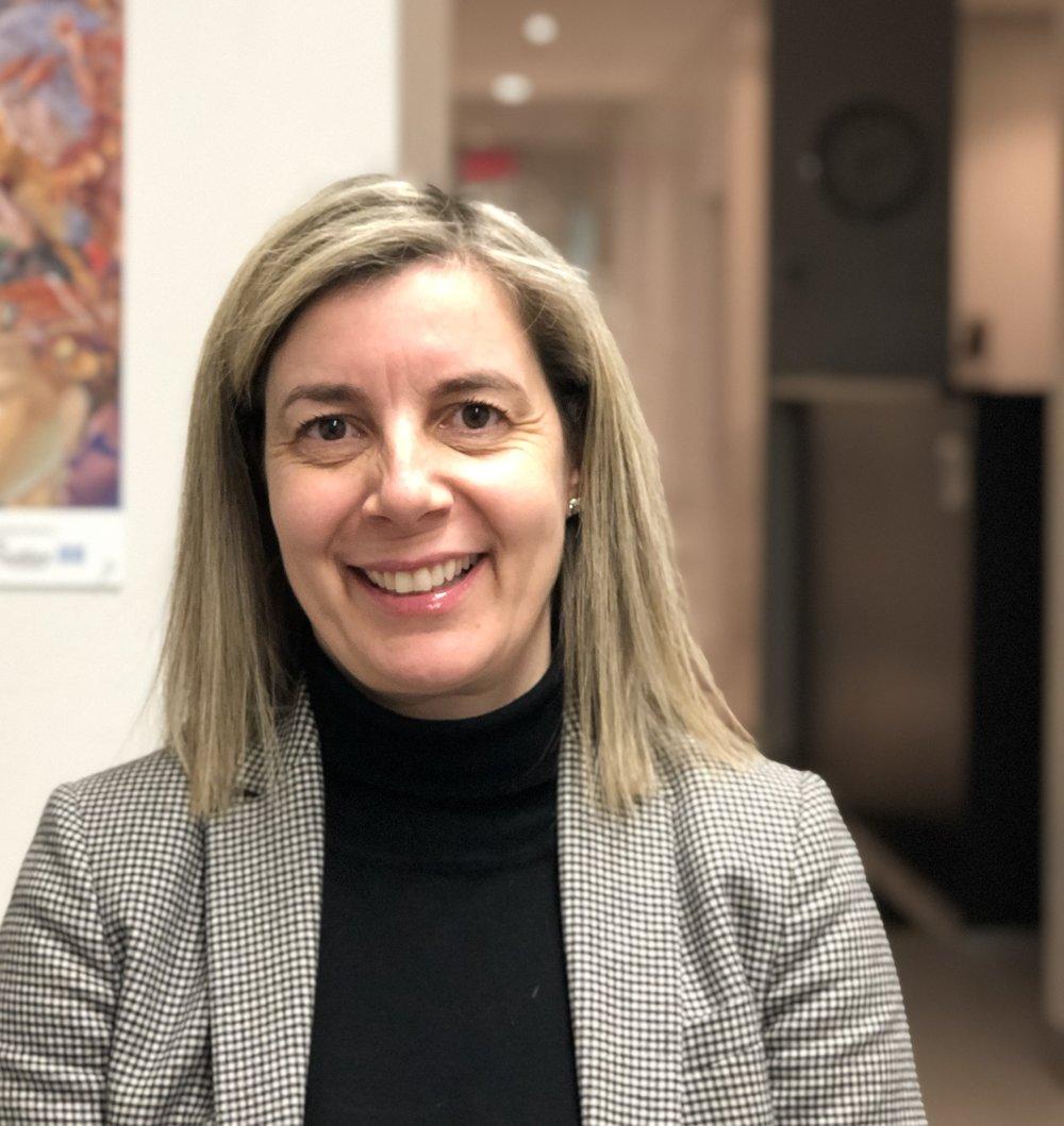 Caroline Lacroix, Secrétaire  Vice-présidente , communication et marketing, COMINAR