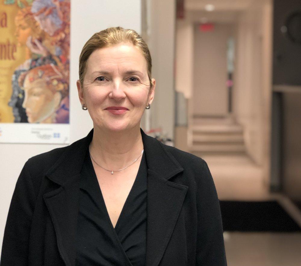 Joëlle Thibault,  Avocate et consultante en prévention et règlement des différents