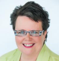 Minister of Community Services Joanne Bernard