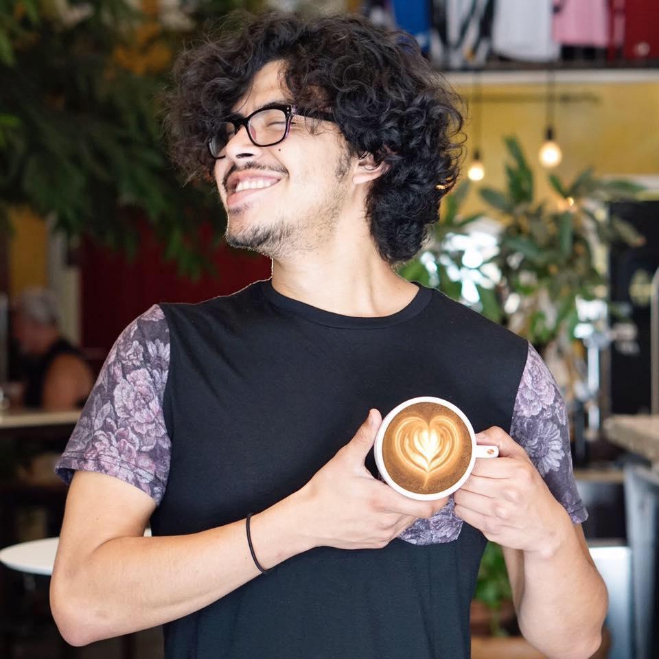 Alan Prado - Host - Alan is the co-host of Brave Motel. He is a poet, writer, and performer.Instagram: @lofi_poetry