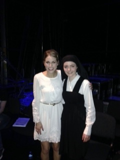 Samanths Shortall meets Amy Huberman