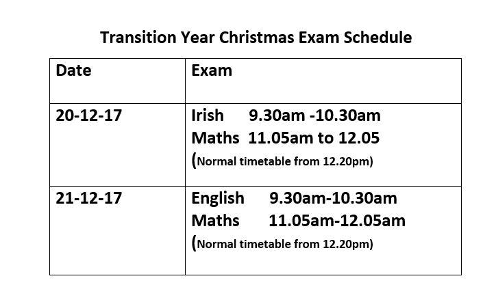TY exam schedule.JPG