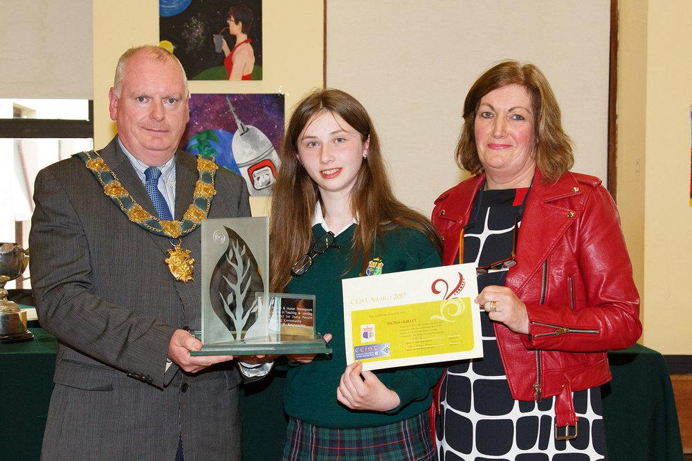 CEIST Award: Shona Hayes