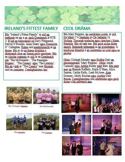 Gaeilge newsletter 1.JPG