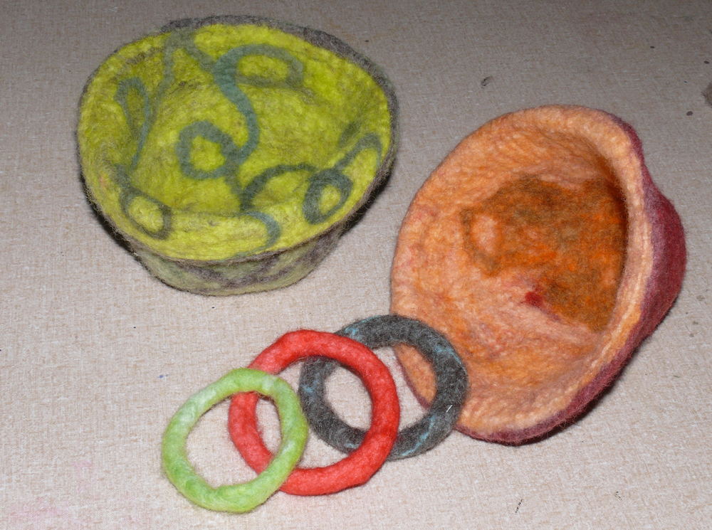 Felting and Fabric Arts