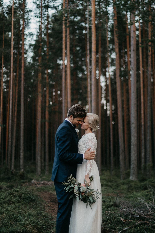 Katriina + Jaakko   Dokumentaarinen hääkuvaus