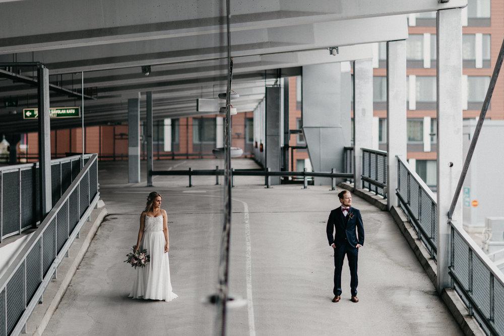 Sanna + Lassi   Documentary wedding