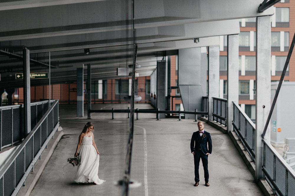 Sanna + Lassi   Dokumentaarinen hääkuvaus