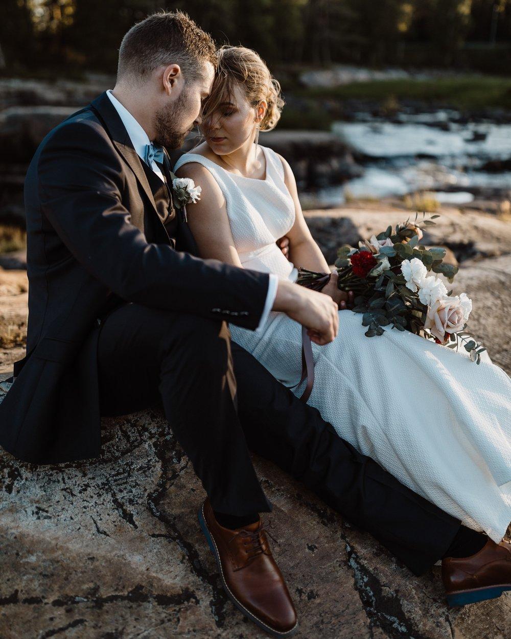 M + J   Documentary wedding
