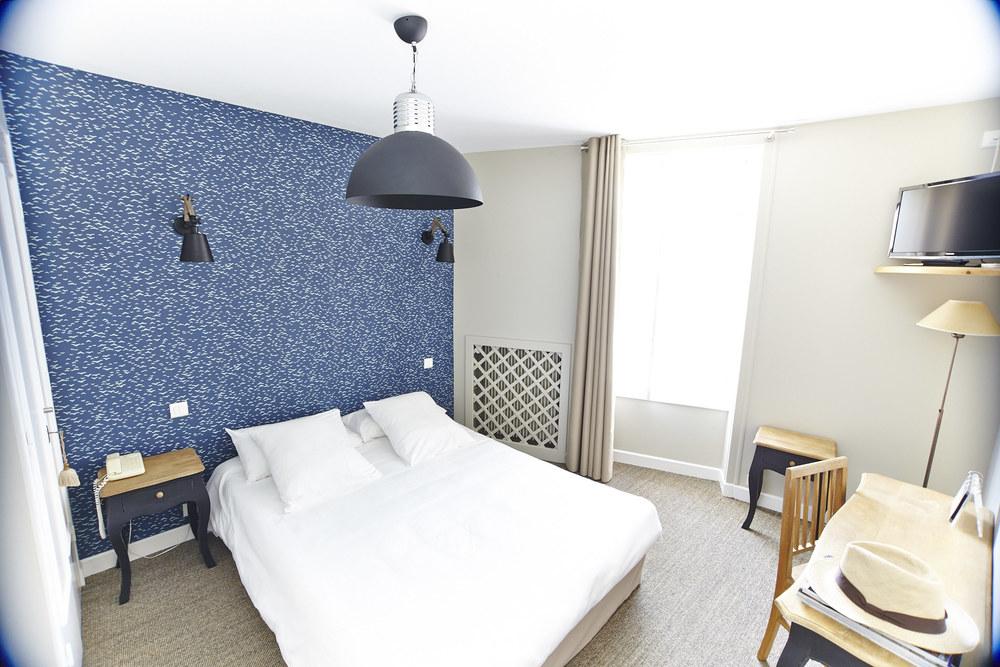 Chambres Standard n°1  | Hôtel | le vieux gréement | ile de ré