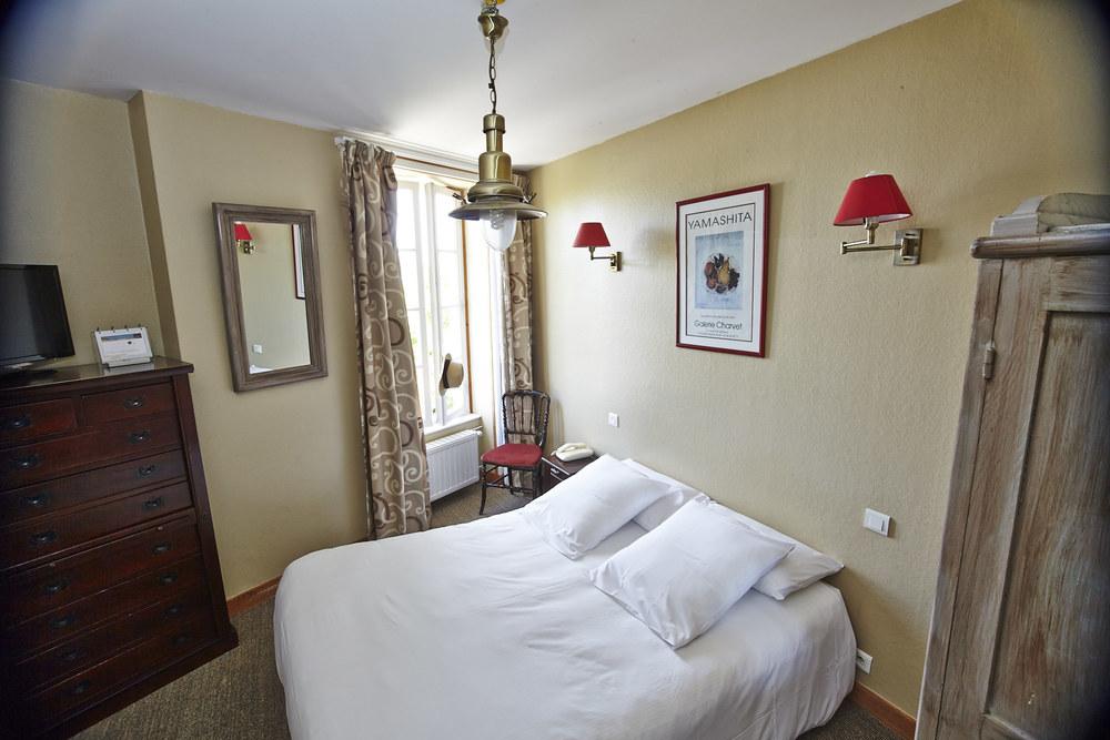 Chambre standard n°9 | Hôtel | le vieux gréement | ile de ré