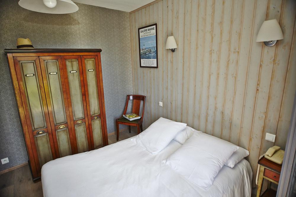 Photo Chambre Standard n°4 hôtel le vieux gréement | ile de Ré