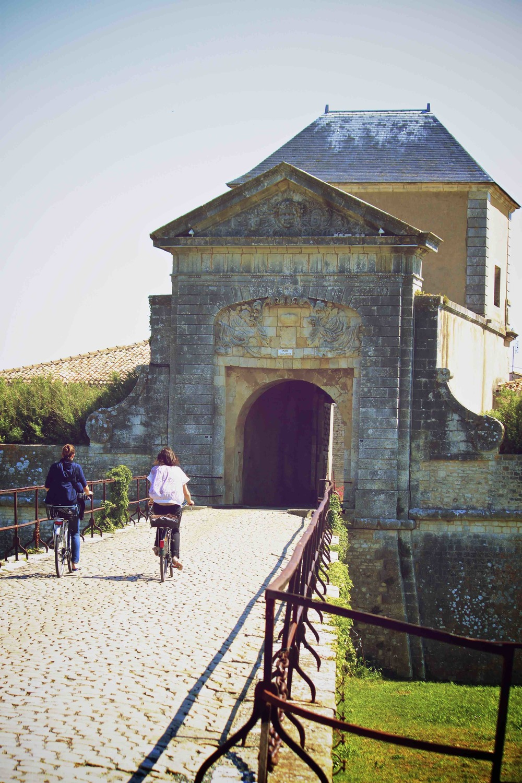 Porte Vauban de saint martin de ré