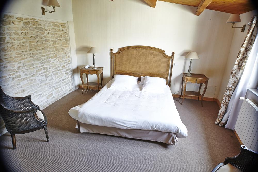 Photo Chambre, Suite n°22 hôtel le vieux gréement | ile de Ré