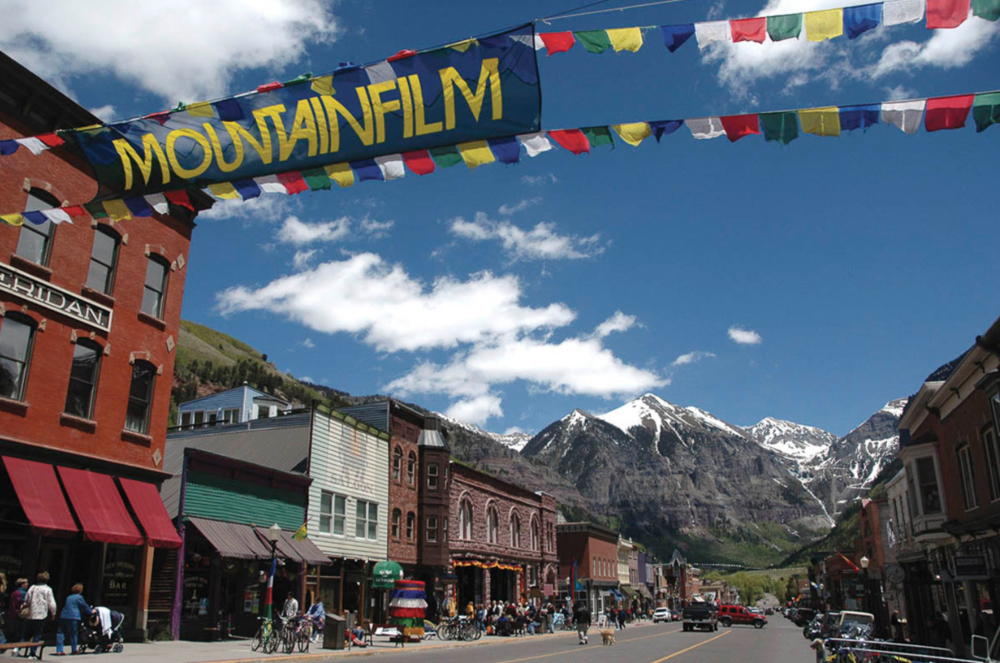 Get  Your Mountain On - This Memorial Day weekend, attend the 40th annual MountainFilm Festival with 2 Fitzroy weekend passes. When not watching films, get in the spirit with a guided afternoon of fly fishing, and experience an exhilarating tour on the Via Ferrata (good for four people), the