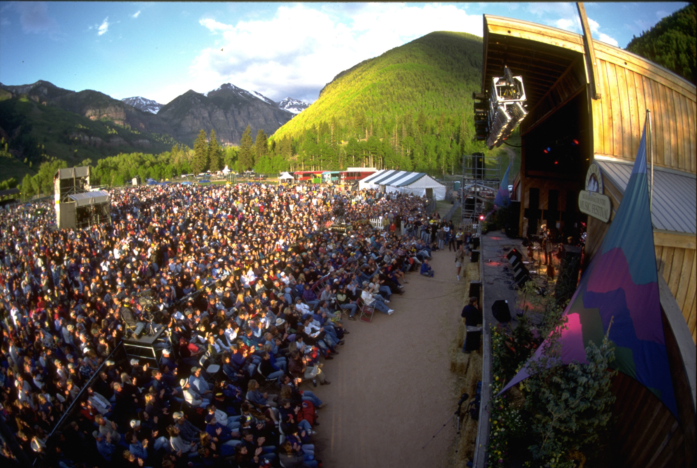 #Winning  Telluride Music + Festivals in 2018 - Want to get your groove on in Telluride? This package includes two tickets to the following festivals: Bluegrass, Blues + Brews (VIP), Jazz (VIP), and the Ride Festival. You can also get down at Club Red with Turkuaz on March 14th and Anderson East on March 18th. Also included: your summer music festival necessities - a TAB red