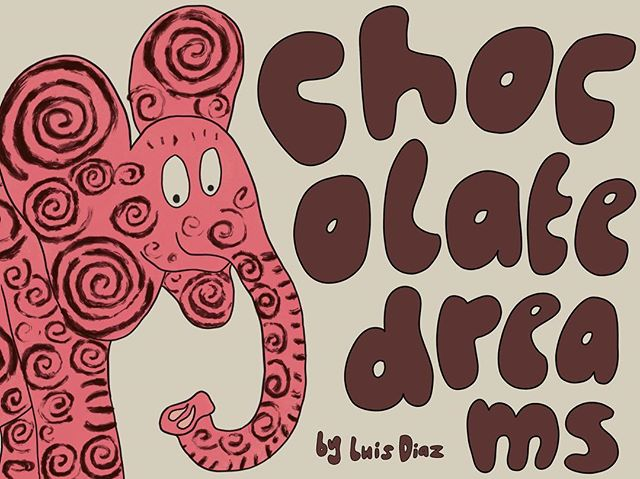 Extremely #happy to announce that Chocolate Dreams, completely reimagined and re-illustrated for #ipadpro using @procreate @procreateapp is now #complete and #comingsoon to an #ipad near #you . . . . . .  #art #design #illustration #tech #ipad #book #bookstagram #author #childrensbooks #reading #chocolate #dreams #new #fun #project #kids #education #picturebook #digital #online #excited