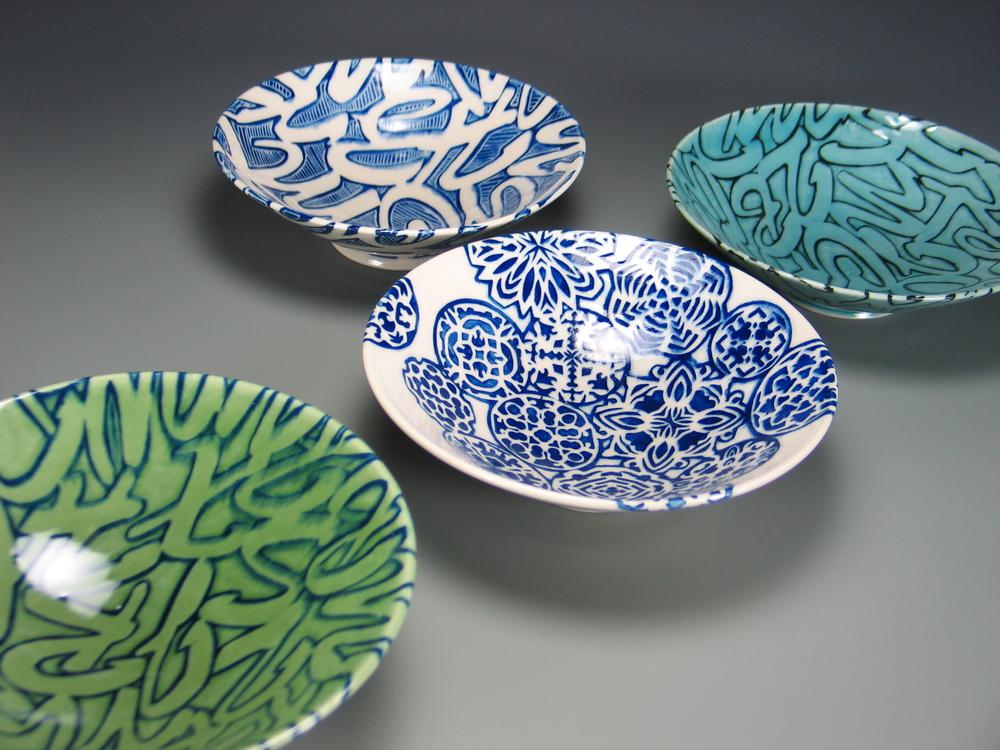 shallow bowls 2012