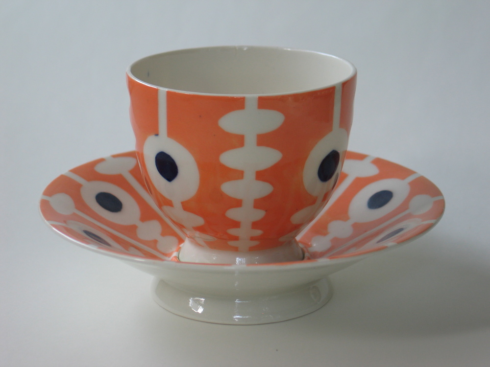 cup with saucer 2011