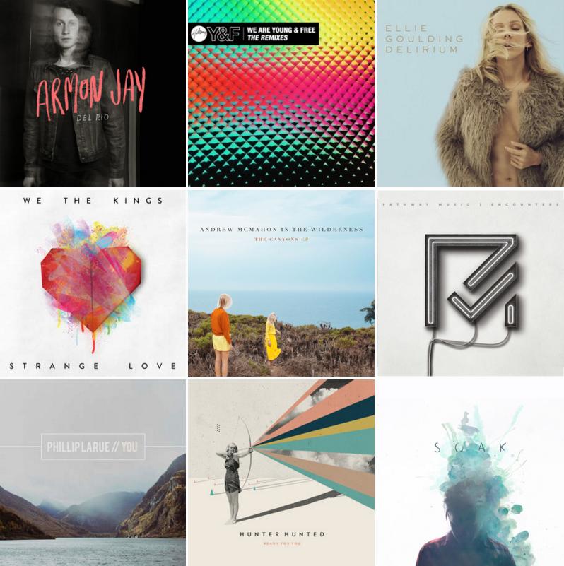 9 ALBUMS THAT I LOVE! //V.3