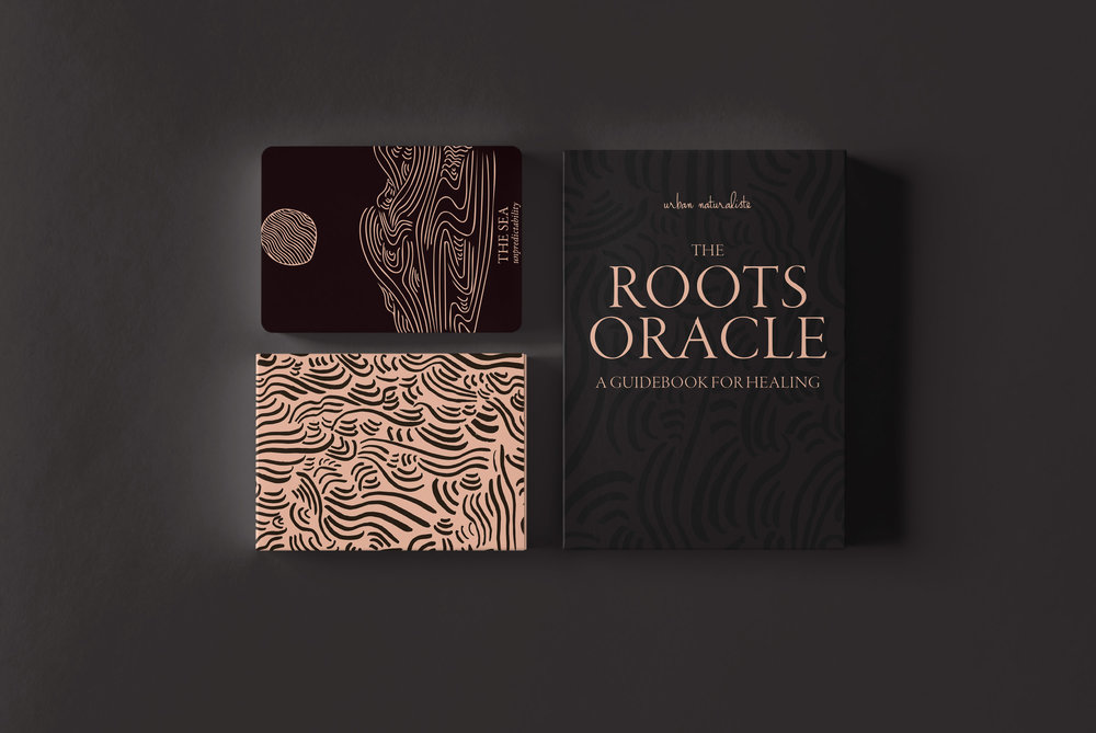 The Roots Orcale Deck - coming Spring 2018