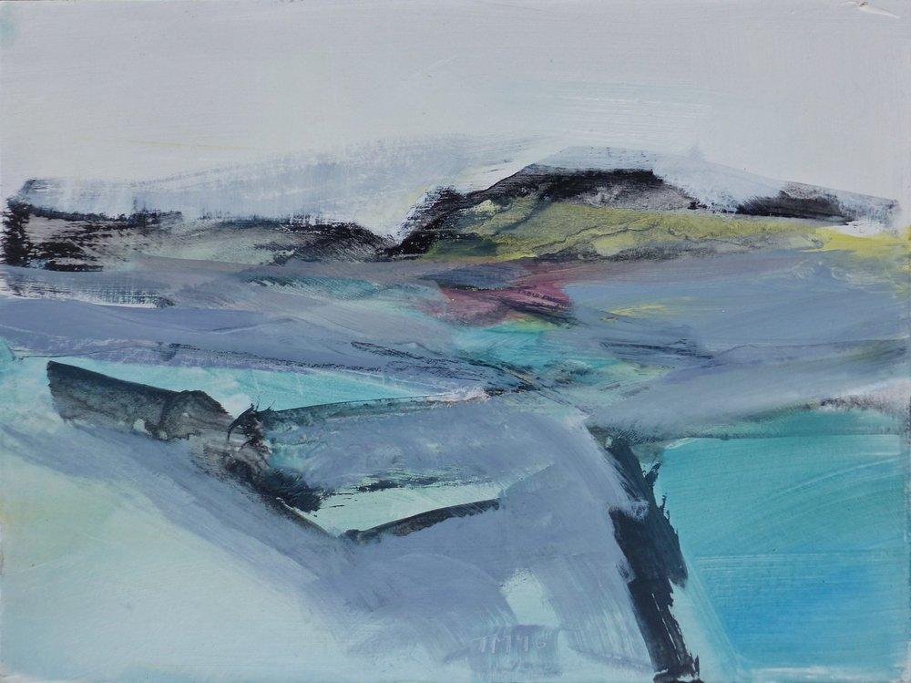 Scilly Isles Sea Rocks