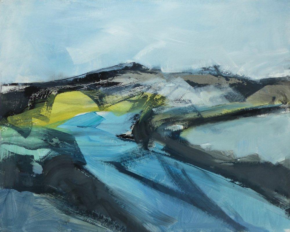 Beach Landing Scilly Isles