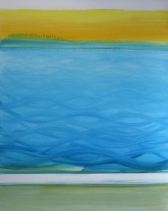 Meditation I (Ocean & Sky)