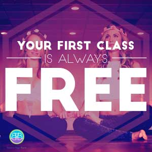 yoga first class free