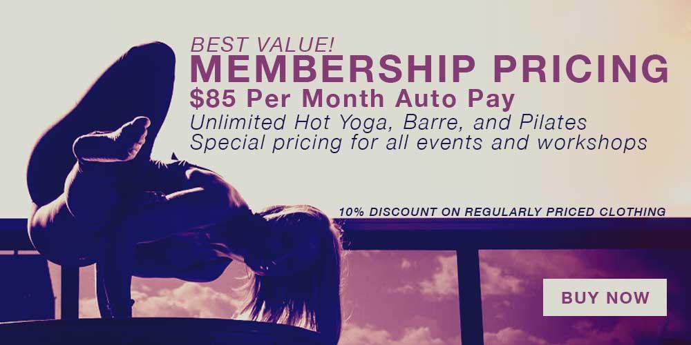 hot yoga barre pilates norman