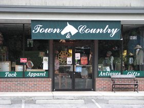 Town & Country Tack<br>Tallahassee, FL