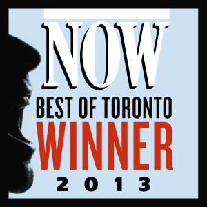 NOW Magazine readers name Best Dentist Toronto for 2013 - Dr. Natalie Archer