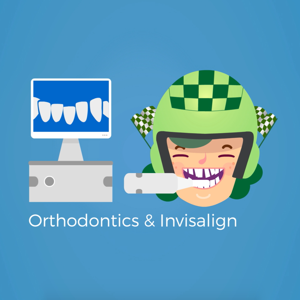Orthodontics and Invisalign offered at Archer Dental Toronto