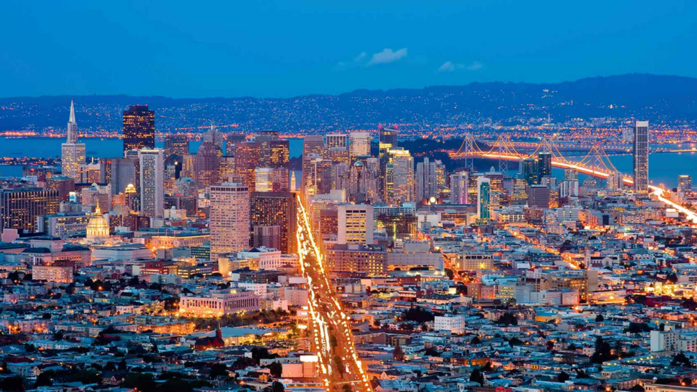 The always dynamic and shifting San Francisco Bay Area is our home!