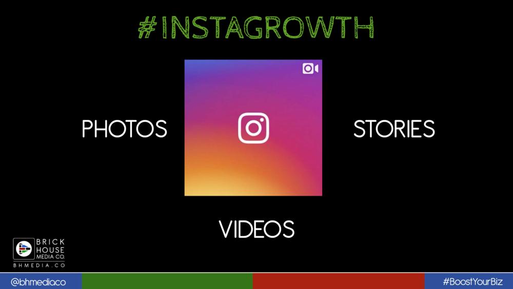 SOCIAL MEDIA BOOTCAMP - ONLINE GROWTH ON INSTAGRAM