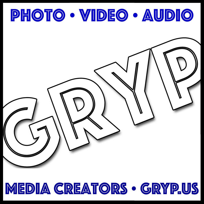 Gryp locations are local media hubs for photographers, videographers, audio techs, editors, enthusiasts and develop a supportive creative collaborative community to support them!