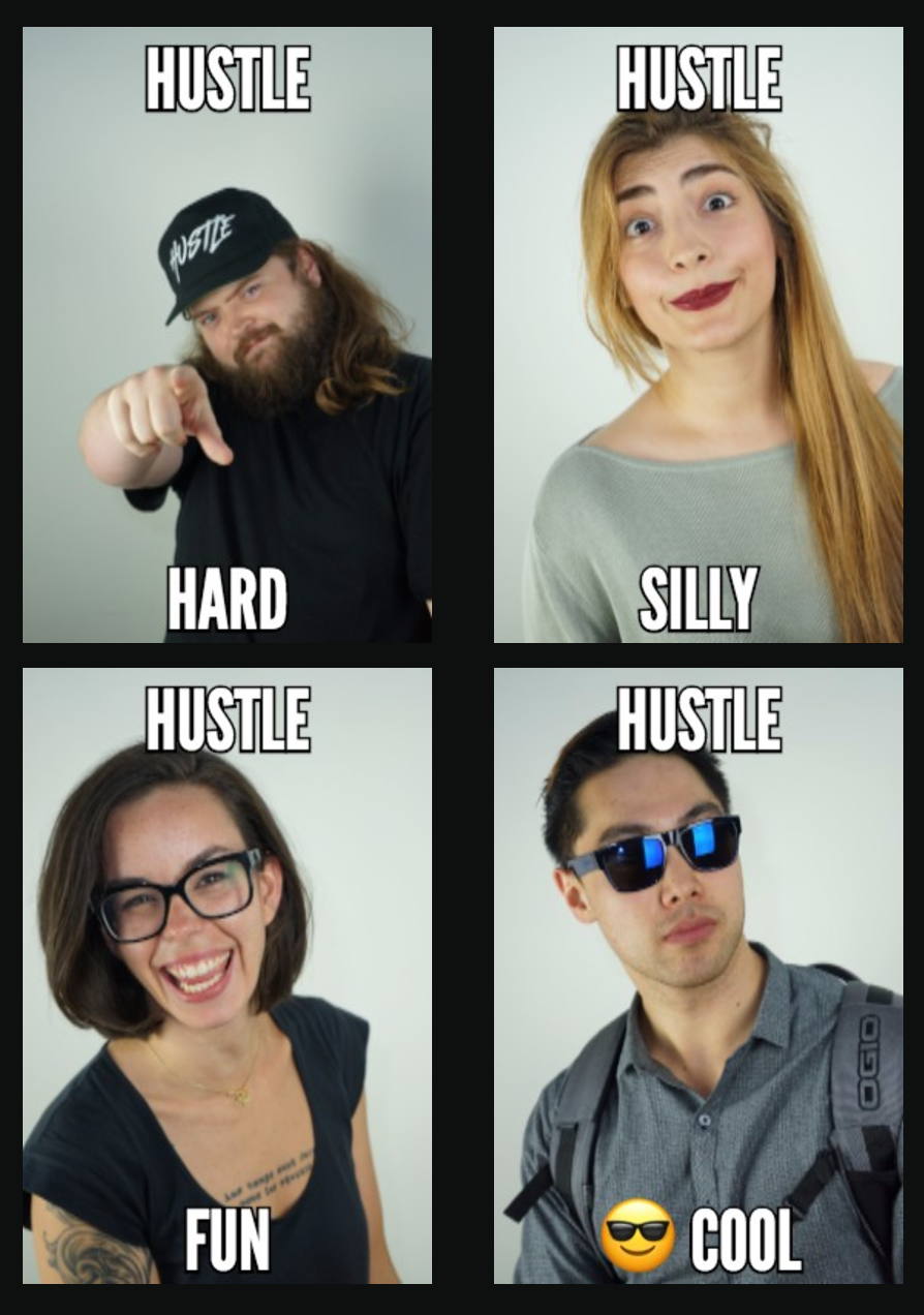 Hustle memes