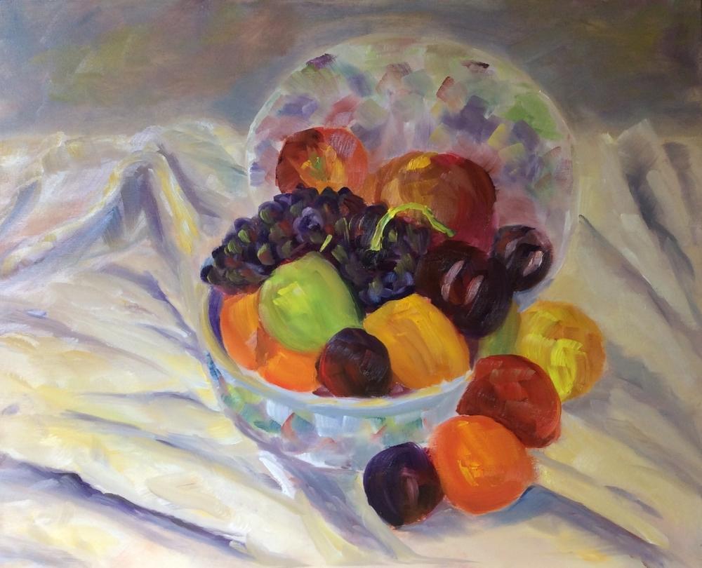 Still Life   Oil 16 x 20