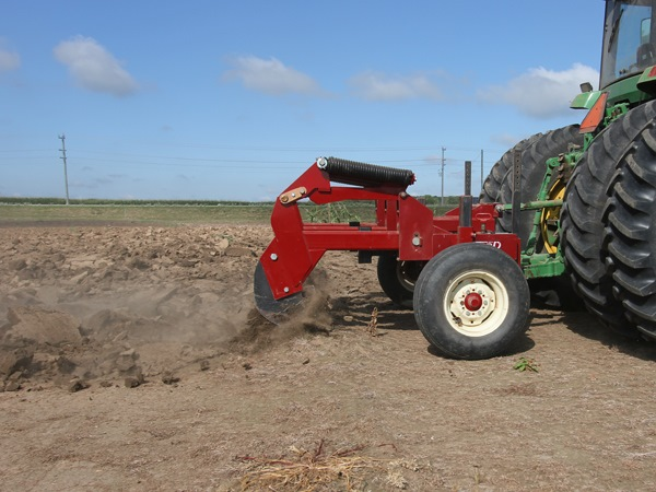 Salford 9200 In-Line Ripper improves drainage