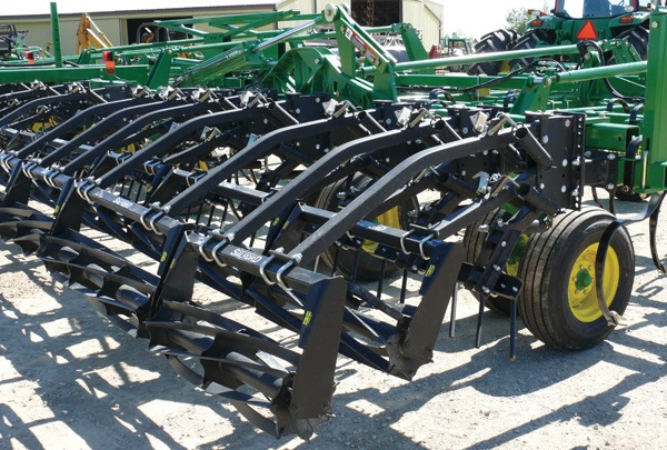 Universal Harrow Attachment - Salford tillage