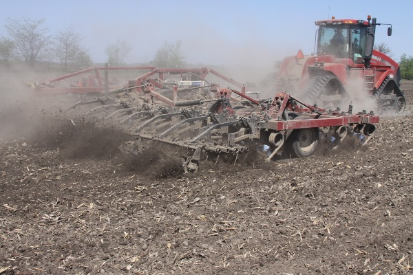 Salford Flex Finish I-Series Tillage Equipment