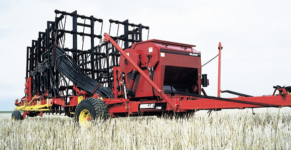 Salford Valmar Seeding Equipment