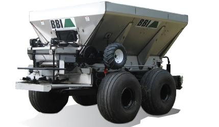 BBI Liberty Mechanical Lime Spreader