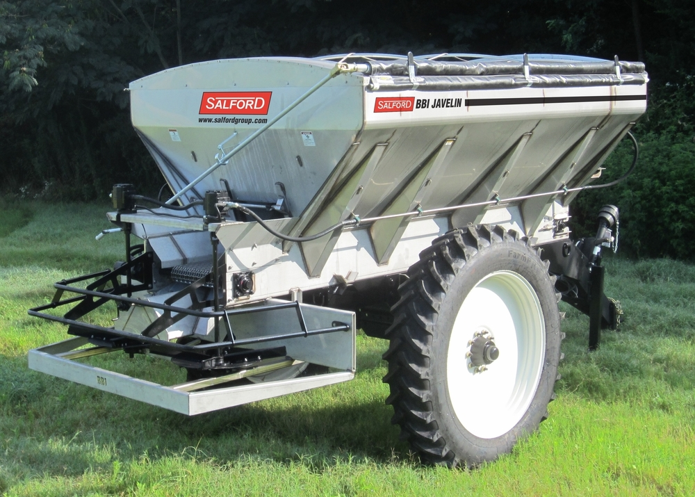 Salford BBI Javelin Fertilizer Spreader