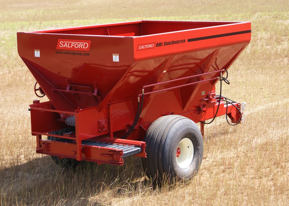 BBI Spreaders Rock Spreader, Salt Spreader, Sand Spreader