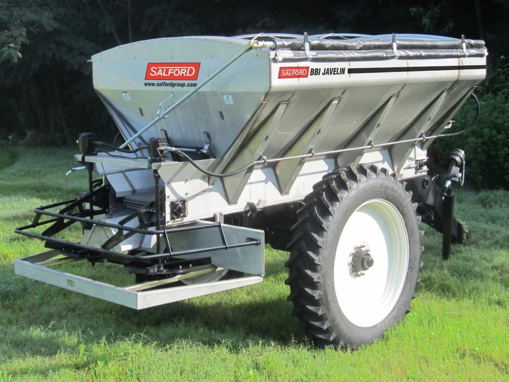 Salford BBI Spreaders Producer Series